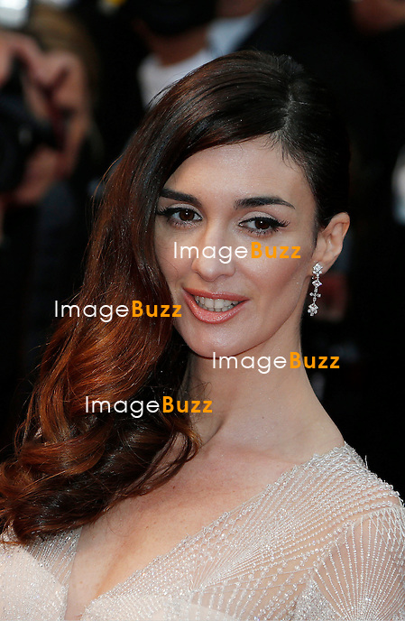 CPE/Paz Vega attends the Opening Ceremony and 'The Great Gatsby' Premiere during the 66th Annual Cannes Film Festival at the Theatre Lumiere on May 15, 2013 in Cannes, France.
