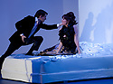 01/02/2011. Antonio Project opens at the Barbican, London. A play based on the works of Michelangelo Antonioni and adapted from his films: L'Avventura, La Notte and L'Eclisse. Jacob Derwig (Piero) and Halina Reijn (Vittoria).Picture credit should read: Jane Hobson