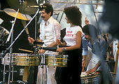 Carlos Santana, Day-on-the-Green, Oakland Coliseum July 1977<br /> Photo Credit: Baron Wolman\AtlasIcons.com