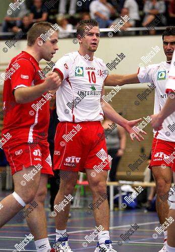 2007-09-18 / Volleybal / Precura Antwerpen / Mathias Coeck