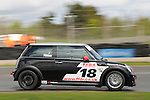 Louise Flitton - Scottish Mini Cooper Cup