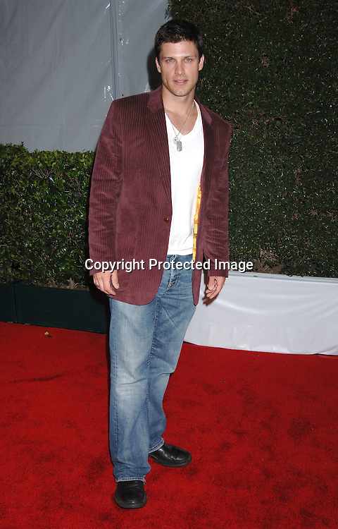 Greg Vaughan..at The SOAPnet and the Academy of Television Arts & Sciences Annual Daytime Emmy Awards Nominee Party..at The Hollywood Roosevelt Hotel in Hollywood, California ..on April 27, 2006..Robin Platzer, Twin Images..