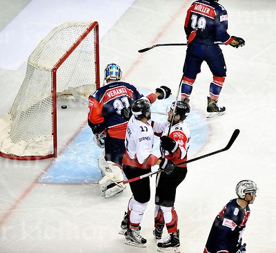 November 01-2016,Mercedes-Benz Arena,Berlin,Germany<br /> Champions Hockey League<br /> Ice Hockey <br /> Eisb&auml;ren Berlin - FR&Ouml;LUNDA HC<br /> 0:1  Fr&ouml;lunda,Frolunda wins 1:6