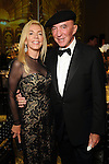 "Marie and Ed Bosarge at ""Modern"" the  Museum of Fine Arts Houston's Grand Gala Ball  Friday Oct. 12,2012.(Dave Rossman photo)"