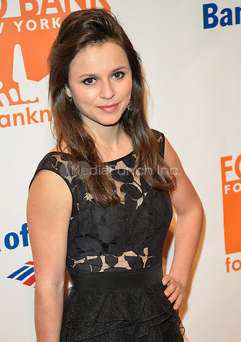NEW YORK, NY - APRIL 09:  Sasha Cohen attends the Food Bank for New York City's Can Do Awards dinner gala on April 9, 2014 in New York City. Photo Credit: Laura Thompson / MediaPunch Inc.