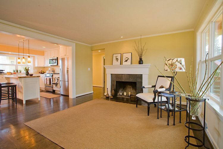 Seattle, energy efficient home, Energy conservation, 3 star,  built green remodel, Wedgwood neighborhood, 8238 41st Avenue NW, The Cottage Company,