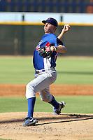 Pierce Johnson - 2012 AZL Cubs (Bill Mitchell)