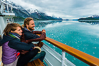 USA-Alaska-Southeast-Un-Cruise trip-People