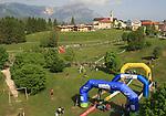 2019 Trentino MTB Challenge - Ride the Nature - 1000 Grobbe Bike Challenge - 100 Km dei Forti  il 09/06/2019 a Lavarone, Partenza<br />  © Pierre Teyssot / Mosna