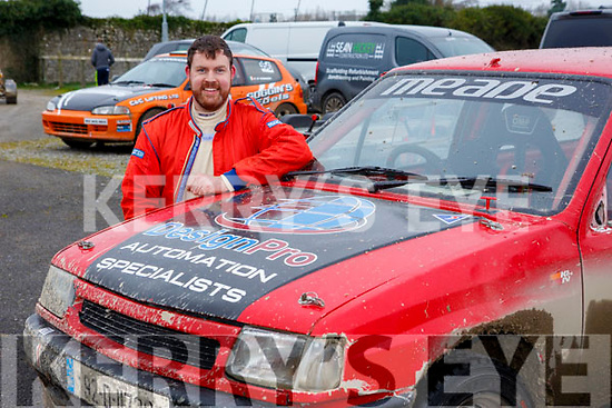 William Meade (Rathkeale) attending the Jimmy Devane Moto Cross at Ballybeggan Racecourse on Saturday last.