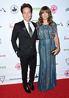 06 October 2018 - Beverly Hills, California - Richard Marx, Daisy Fuentes. 2018 Carousel of Hope held at Beverly Hilton Hotel. <br /> CAP/ADM/BT<br /> &copy;BT/ADM/Capital Pictures