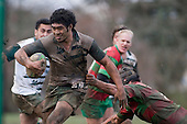 F. Lee. Counties Manukau Premier 1 McNamara Cup round 2 rugby game between Manurewa & Waiuku played at Mountfort Park, Manurewa on the 30th of June 2007. Manurewa led 19 - 3 at halftime and went on to win 31 - 3.