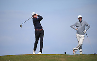 Tom Ibbertson during Round Two of the West of England Championship 2016, at Royal North Devon Golf Club, Westward Ho!, Devon  23/04/2016. Picture: Golffile | David Lloyd<br /> <br /> All photos usage must carry mandatory copyright credit (&copy; Golffile | David Lloyd)