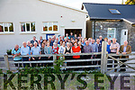 Over 100 past pupils of St Crohans National School gathered in Caherdaniel at the weekend for a School Reunion pictured here in the Community Hall on Saturday evening.