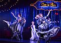 Mathew Bourne's Cinderella. Directed and Choreographed by Matthew Bourne.Opens at Sadler's Wells Theatre on 19/12/17. EDITORIAL USE ONLY