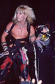 Jan 24, 1984: MOTLEY CRUE - Shout At The Devil Tour - Coliseum New Haven CT USA