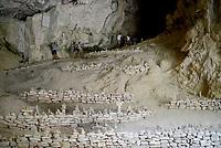 Genga, Ancona, 16 Agosto 2018<br /> Grotte di Frasassi <br /> La grotta dove sorge il Santuario della Madonna di Frasassi
