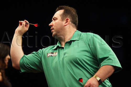 13.06.2015. Frankfurt, Germany. BWIN, PDC World Cup of Darts.  BRENDON DOLAN Northern Ireland versus Thailand.