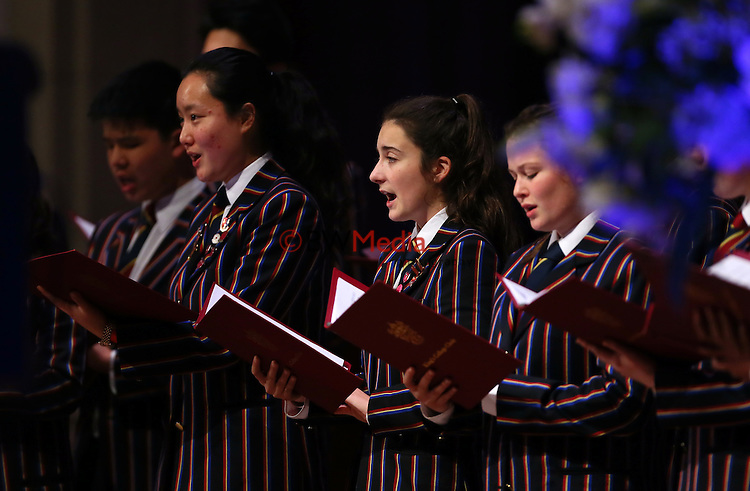 Kings College, Auckland Cathedral Organ fundraiser concert, Auckland, New Zealand, Wednesday 26 August 2015. Photo: Simon Watts/ www.bwmedia.co.nz <br /> All images &copy; BWMedia.co.nz