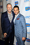 LOS ANGELES - DEC 5: Keith McNutt, Corbin Bleu at The Actors Fund's Looking Ahead Awards at the Taglyan Complex on December 5, 2017 in Los Angeles, California