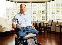 Max Cleland, Disabled War Veteran, Overcoming Depression, Guideposts Magazine