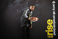 SAN ANTONIO, TX - JANUARY 1, 2013: The 2013 Army All-American Bowl Player's Lounge. (Photo by Jeff Huehn)