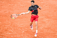 Novak Djokovic (Serbia) during Day 10 for the French Open 2018 on June 5, 2018 in Paris, France. (Photo by Anthony Dibon/Icon Sport)