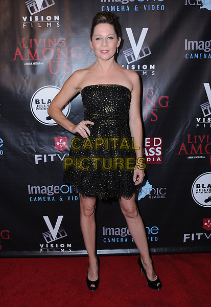 01 February 2018 - Beverly Hills, California - Gigi Edgley. &quot;Living Among Us&quot; Los Angeles Premiere held at Ahrya Fine Arts Theatre.   <br /> CAP/ADM/BT<br /> &copy;BT/ADM/Capital Pictures