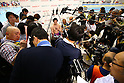 Takayuki Suzuki,<br /> MARCH 6, 2016 - Swimming :<br /> Dispatch player selection meeting for Rio de Janeiro Paralympic<br /> in Fuji city, Shizuoka, Japan.<br /> (Photo by Shingo Ito/AFLO SPORT)