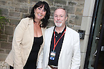 ISPS Handa Wales Open 2012.Terry M's Restaurant Opening.Eileen Butler & Sir Terry Matthews..01.06.12.©Steve Pope