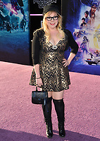 Kirsten Vangsness at the premiere for &quot;Ready Player One&quot; at The Dolby Theatre, Los Angeles, USA 26 March 2018<br /> Picture: Paul Smith/Featureflash/SilverHub 0208 004 5359 sales@silverhubmedia.com