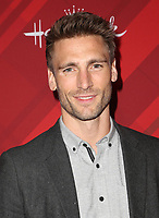 LOS ANGELES, CA - DECEMBER 4: Andrew Walker, at Screening Of Hallmark Channel's 'Christmas At Holly Lodge' at The Grove in Los Angeles, California on December 4, 2017. Credit: Faye Sadou/MediaPunch /NortePhoto.com NORTEPHOTOMEXICO
