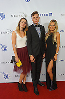 The GEANCO Foundation held its annual Hollywood fundraiser on Friday, Oct. 21, at Spectra in the Pacific Design Center. Acclaimed Oscar-nominated actor Benedict Cumberbatch received GEANCO's Global Promise Award at the event for his tireless charitable and humanitarian endeavors.