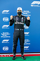 4th July 2020; Red Bull Ring, Spielberg Austria; F1 Grand Prix of Austria, qualifying sessions;  77 Valtteri Bottas FIN, Mercedes-AMG Petronas Formula One Team takes pole