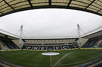 A general view of Preston North End's Deepdale Stadium<br /> <br /> Photographer Mick Walker/CameraSport<br /> <br /> The EFL Sky Bet Championship - Preston North End v Swansea City - Saturday 12th January 2019 - Deepdale Stadium - Preston<br /> <br /> World Copyright © 2019 CameraSport. All rights reserved. 43 Linden Ave. Countesthorpe. Leicester. England. LE8 5PG - Tel: +44 (0) 116 277 4147 - admin@camerasport.com - www.camerasport.com