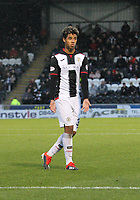 Ethan Erhahon in the St Mirren v Hamilton Academical Scottish Professional Football League Ladbrokes Premiership match played at the Simple Digital Arena, Paisley on 1.12.18.