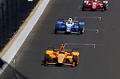 Verizon IndyCar Series<br /> Indianapolis 500 Carb Day<br /> Indianapolis Motor Speedway, Indianapolis, IN USA<br /> Friday 26 May 2017<br /> Fernando Alonso, McLaren-Honda-Andretti Honda<br /> World Copyright: Phillip Abbott<br /> LAT Images<br /> ref: Digital Image abbott_indy_0517_27881