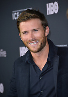 """LOS ANGELES, USA. June 06, 2019: Scott Eastwood at the premiere for """"Ice on Fire"""" at the LA County Museum of Art.<br /> Picture: Paul Smith/Featureflash"""
