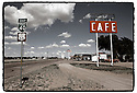 Texas-Route 66<br /> Midpoint caf&eacute;<br /> Adrian