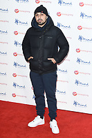 Adam Deacon at the Virgin Money Giving Mind Media Awards at the Odeon Leicester Square, London, UK. <br /> 13 November  2017<br /> Picture: Steve Vas/Featureflash/SilverHub 0208 004 5359 sales@silverhubmedia.com
