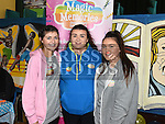Karen Ledwith, Nicole Kierans and Megan Maguire from Magic Memories at the Ardee Rural Economic Development Zone (REDZ) Business Showcase held in Ardee parish centre. Photo:Colin Bell/pressphotos.ie