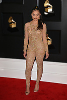 LOS ANGELES, CA - FEBRUARY 10: Mimi at the 61st Annual Grammy Awards at the Staples Center in Los Angeles, California on February 10, 2019. Credit: Faye Sadou/MediaPunch