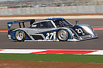 Emmanuell Anassis (27), Driver of BTE Sport Ford in action during the Grand-Am of the Americas practice and qualifying sessions at the Circuit of the Americas race track in Austin,Texas...