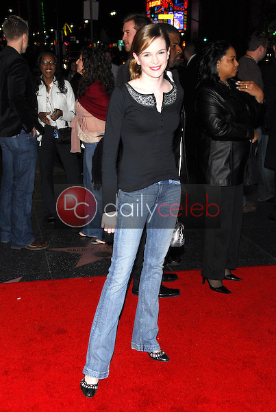 """Danielle Panabaker<br />at the premiere of """"Final Destination 3"""". Grauman's Chinese Theatre, Hollywood, CA 02-01-06<br />Dave Edwards/DailyCeleb.com 818-249-4998"""