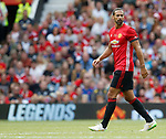 Rio Ferdinand during the Michael Carrick Testimonial match at the Old Trafford Stadium, Manchester. Picture date: June 4th 2017. Picture credit should read: Simon Bellis/Sportimage