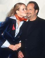 #ClaudiaSchiffer #JohnLovitz 1996<br /> Photo By John Barrett/PHOTOlink.net