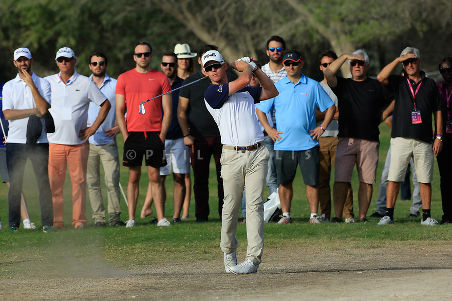 Brandon Stone (RSA) during the second round of the Commercial Bank Qatar Masters played at Doha Golf Club, Qatar. 23/02/2018<br /> Picture: Golffile   Phil Inglis<br /> <br /> <br /> All photo usage must carry mandatory copyright credit (&copy; Golffile   Phil Inglis)