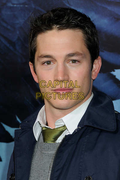 "BOBBY CAMPO .""Legion"" Los Angeles Premiere held at Arclight Cinemas Cinerama Dome,  Hollywood, California, USA, .21st January 2010..portrait headshot green tie blue .CAP/ADM/BP.©Byron Purvis/AdMedia/Capital Pictures."