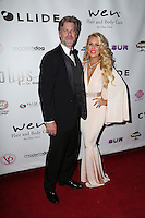 LOS ANGELES, CA - NOV 11: Gretchen Rossi, Slade Smiley attends the first annual Vanderpump Dog Foundation Gala hosted and founded by Lisa Vanderpump, Taglyan Cultural Complex, Los Angeles, CA, November 3, 2016. (Credit: Parisa Afsahi/MediaPunch).