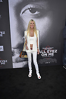 """WESTWOOD, CA - JUNE 14: Tara Reid at the """"All Eyez On Me"""" Los Angeles Premiere at Westwood Village Theaters in Westwood, California on June 14, 2017. Credit: Koi Sojer/Snap'N U Photos/MediaPunch"""